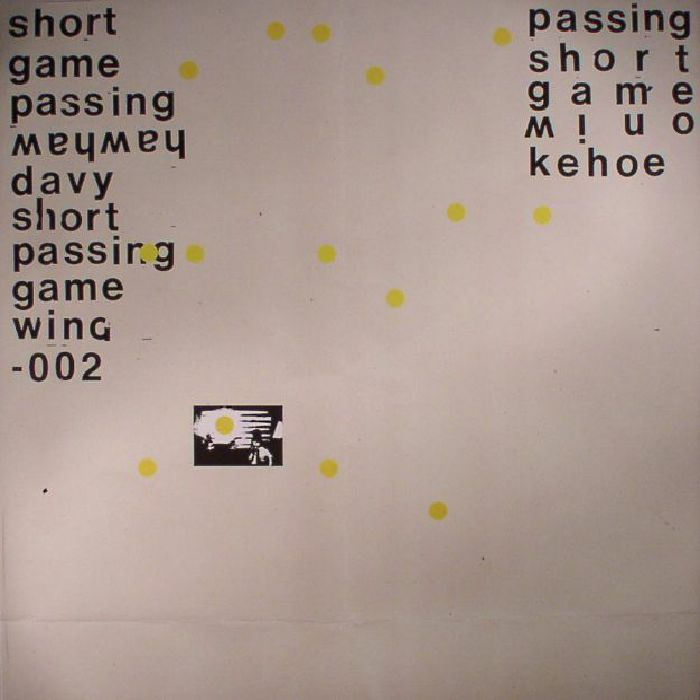 KEHOE, Davy - Short Passage Game