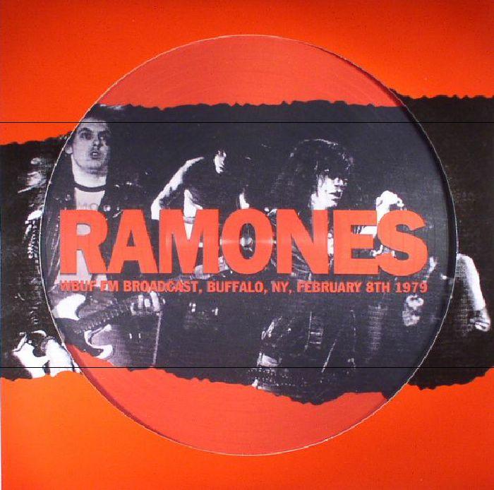 RAMONES - WBUF FM Broadcast Buffalo NY February 8th 1979