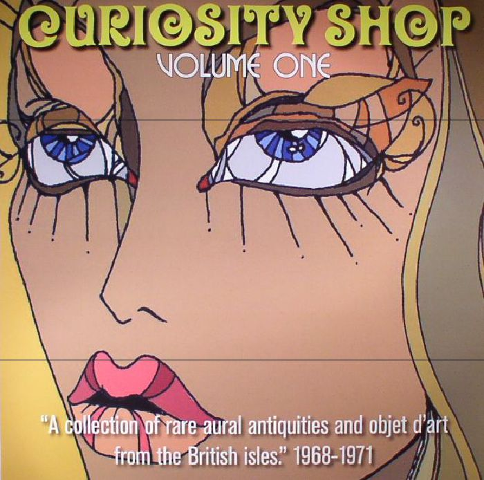 VARIOUS - Curiosity Shop Volume One
