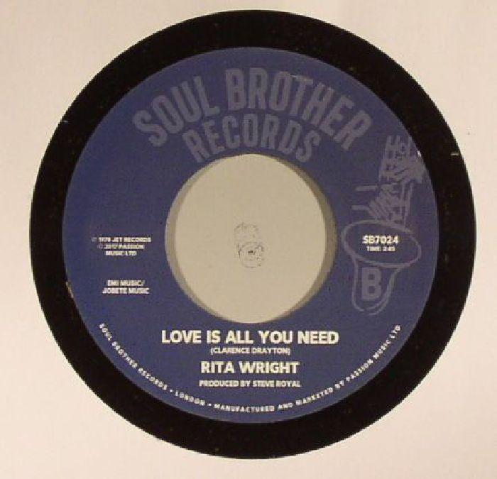 WRIGHT, Rita - Touch Me Take Me (reissue)