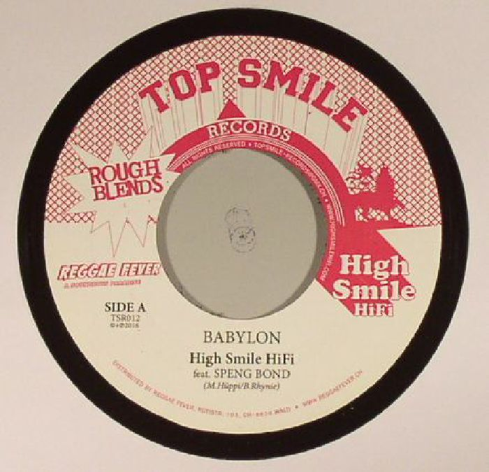 HIGH SMILE HIFI feat SPENG BOND - Babylon
