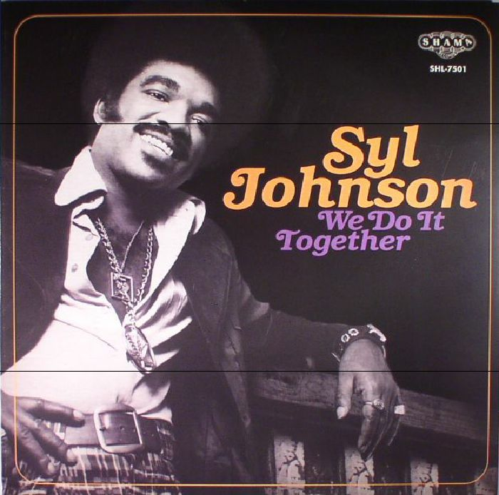 JOHNSON, Syl - We Do It Together (reissue)