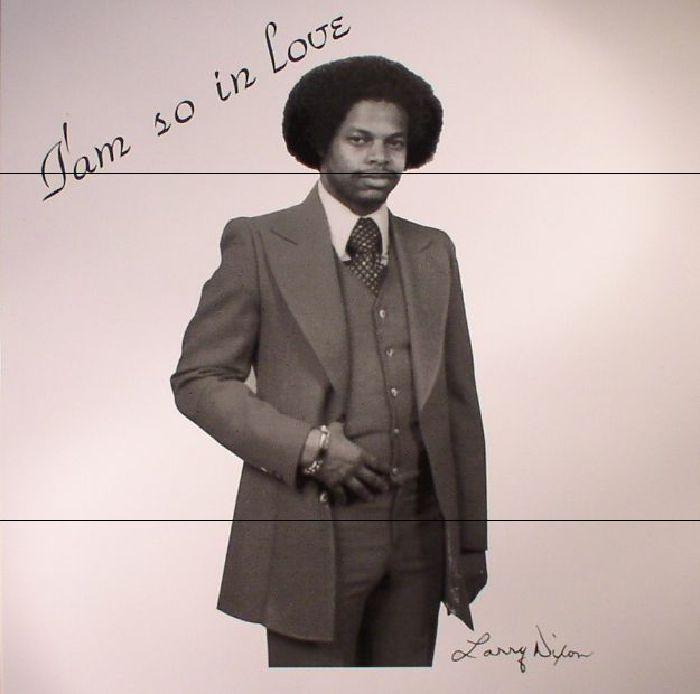 DIXON, Larry - I'am So In Love (reissue)
