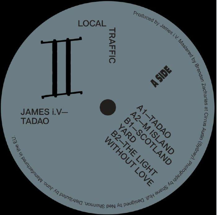 JAMES IV - Tadao