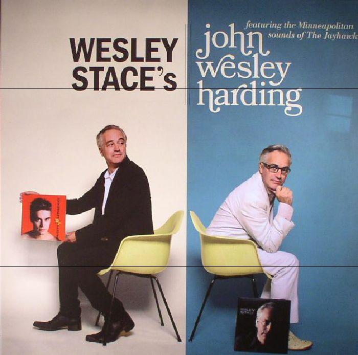 STACE, Wesley feat MINNEAPOLITAN SOUNDS OF THE JAYHAWKS - Wesley Stace's John Wesley Harding