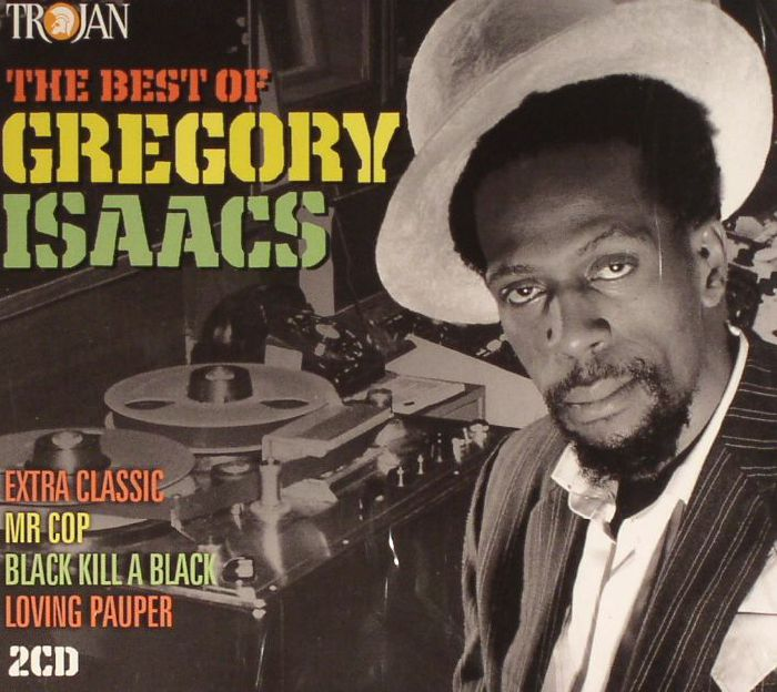 Gregory Isaacs The Best Of Gregory Isaacs Vinyl At Juno