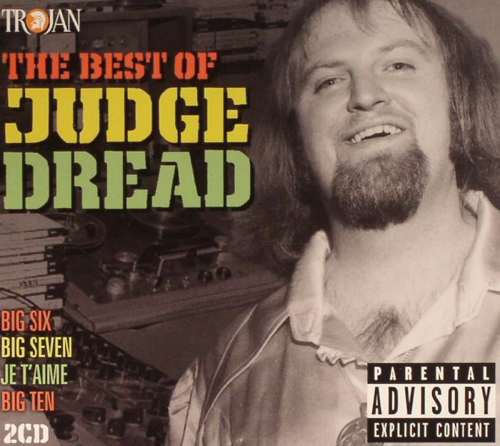 JUDGE DREAD - The Best Of Judge Dread