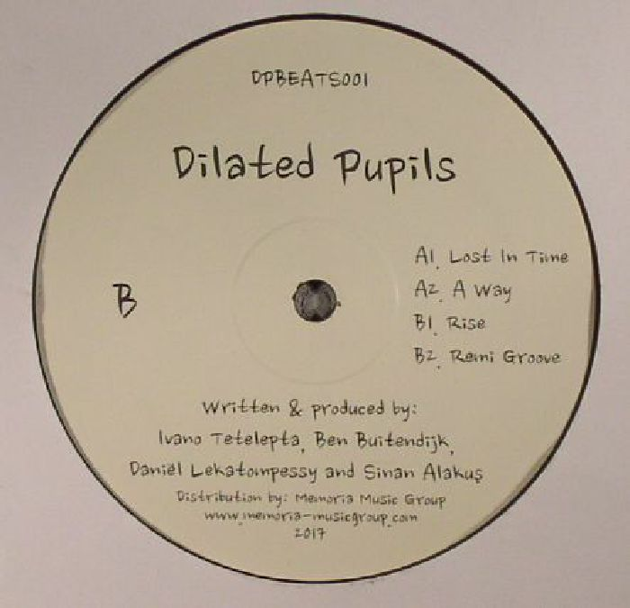 DILATED PUPILS - DPBEATS 001