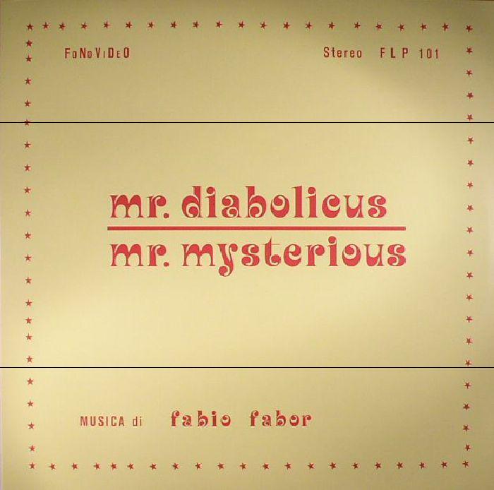 FABOR, Fabio - Mr Diabolicus Mr Mysterious