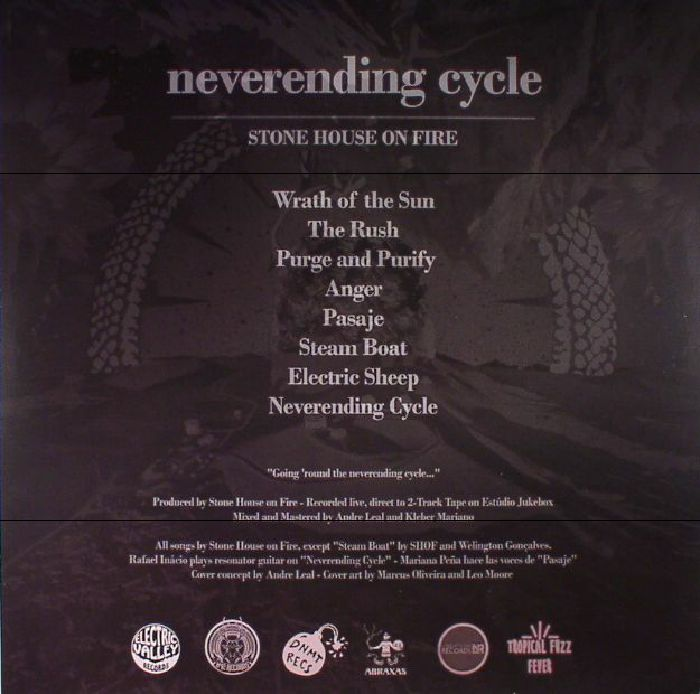 STONE HOUSE ON FIRE - Neverending Cycle