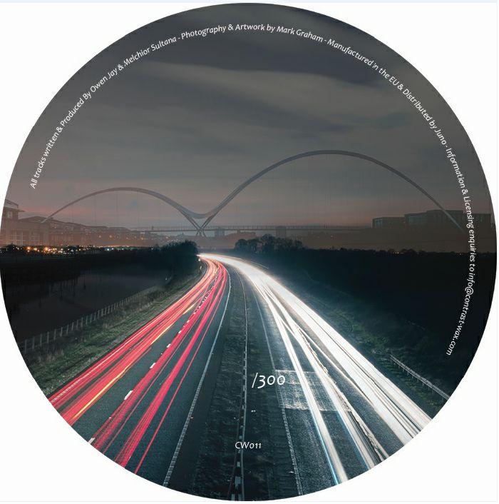 JAY, Owen/MELCHIOR SULTANA - Star Gazing EP