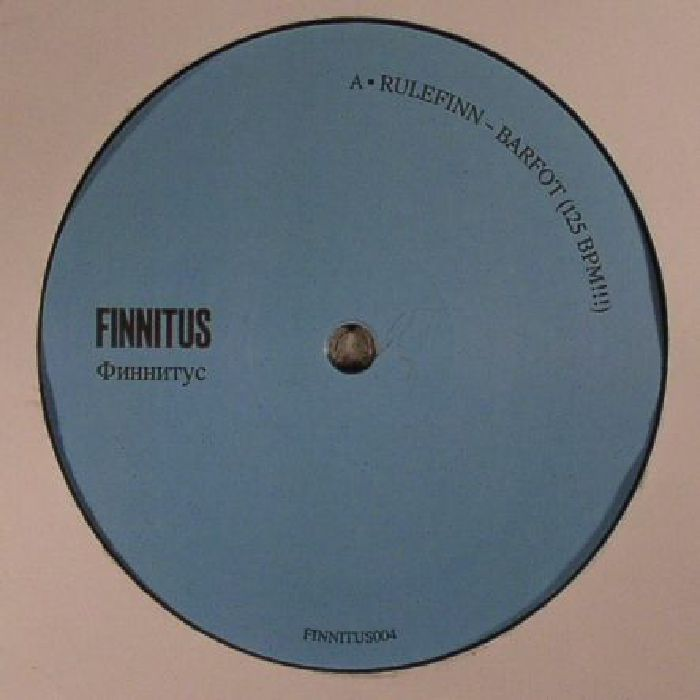 RULEFINN/BEARD IN DUST/KARARA - FINNITUS 004