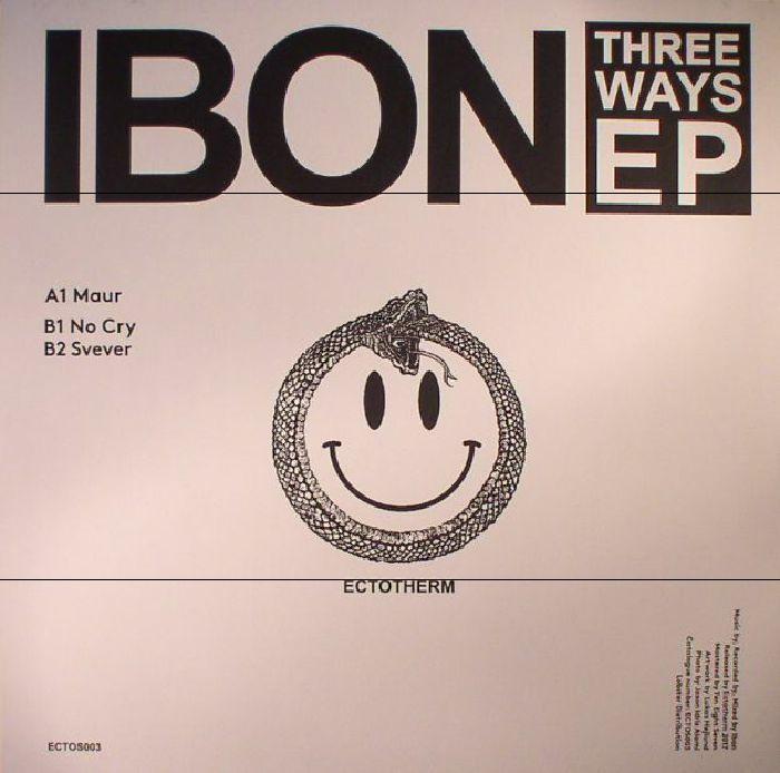 IBON - Three Ways EP