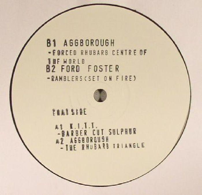 KITT/AGGBOROUGH/FORD FOSTER - The Rhubarb Triangle