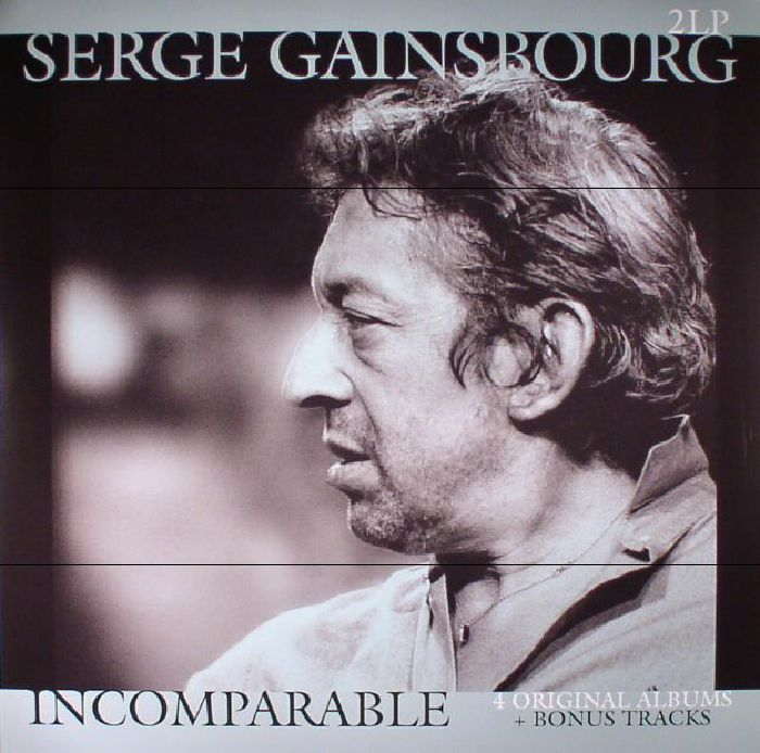 GAINSBOURG, Serge - Incomparable