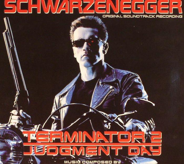 FIEDEL, Brad - Terminator 2: Judgement Day (Soundtrack) (reissue)