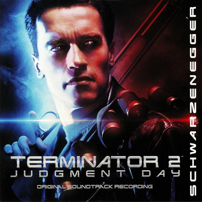 Brad Fiedel Terminator 2 Judgement Day Soundtrack