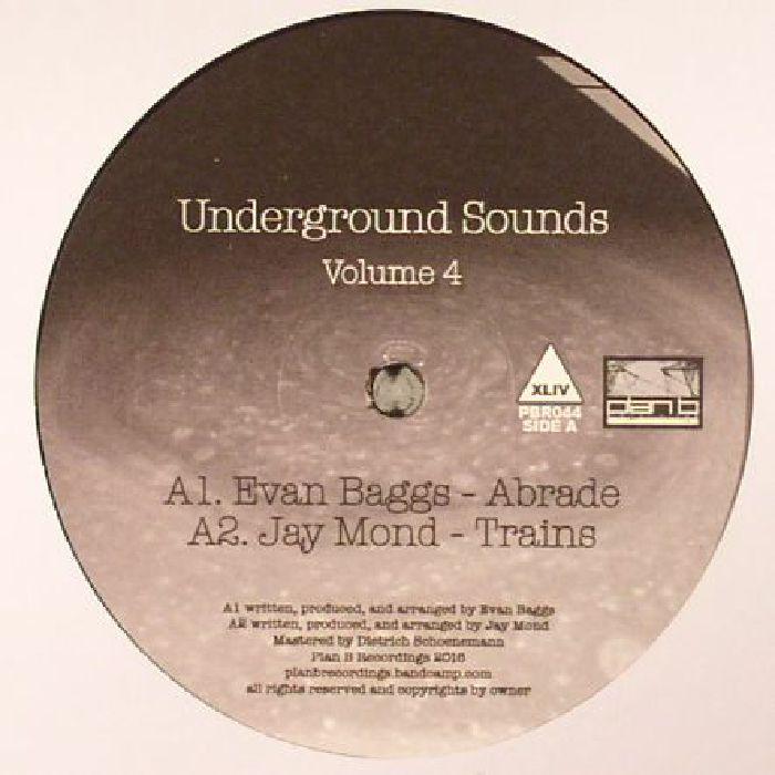 BAGGS, Evan/JAY MOND/CHRIS MITCHELL/TAKENAWA - Underground Sounds Volume 4