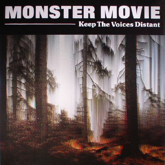 MONSTER MOVIE - Keep The Voices Distant