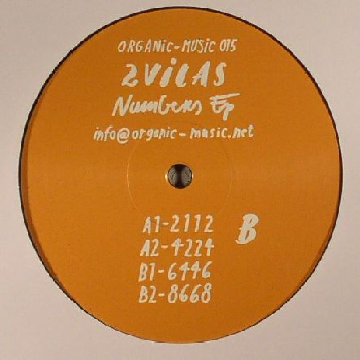 2VILAS - Numbers EP
