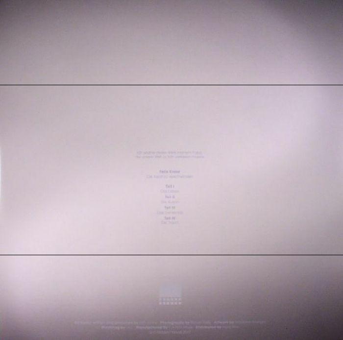 KRONE, Felix - Die Kunst Zu Verschwinden