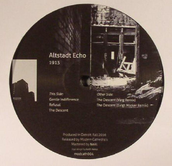 ALTSTADT ECHO - 1913