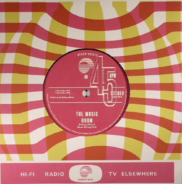 BELBURY POLY/MOON WIRING CLUB - The Music Room