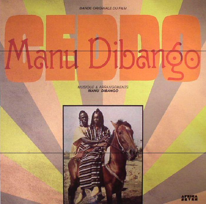 DIBANGO, Manu - Ceddo (Soundtrack) (reissue)