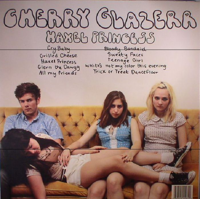 CHERRY GLAZERR - Haxel Princess (reissue)