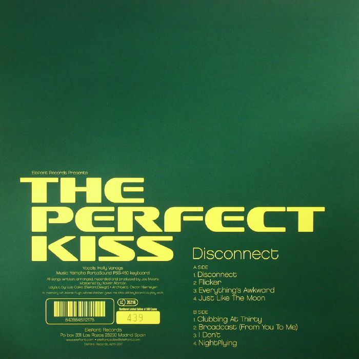 PERFECT KISS, The - Disconnect