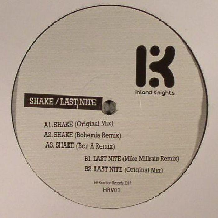 INLAND KNIGHTS - Shake