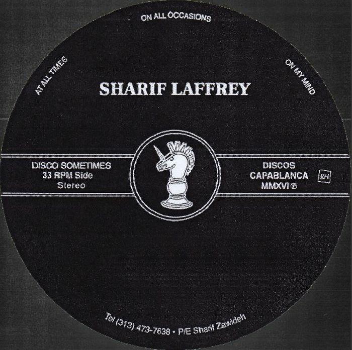LAFFREY, Sharif - Always