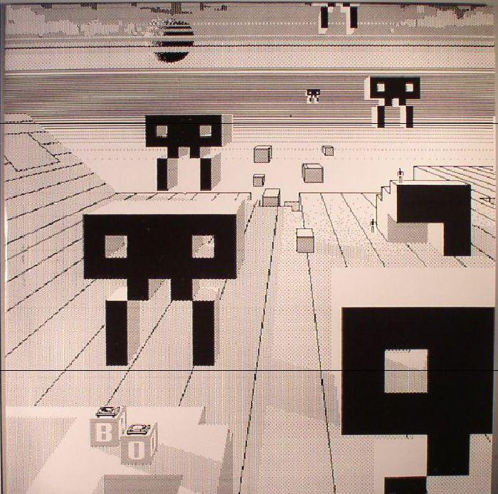 BONELESS ONE - Pixilae Destructium EP