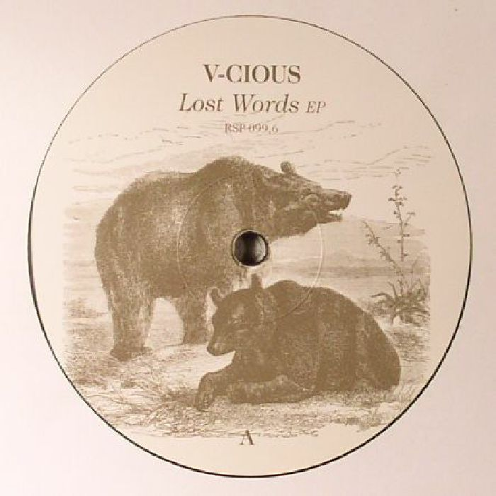 V CIOUS - Lost Words EP