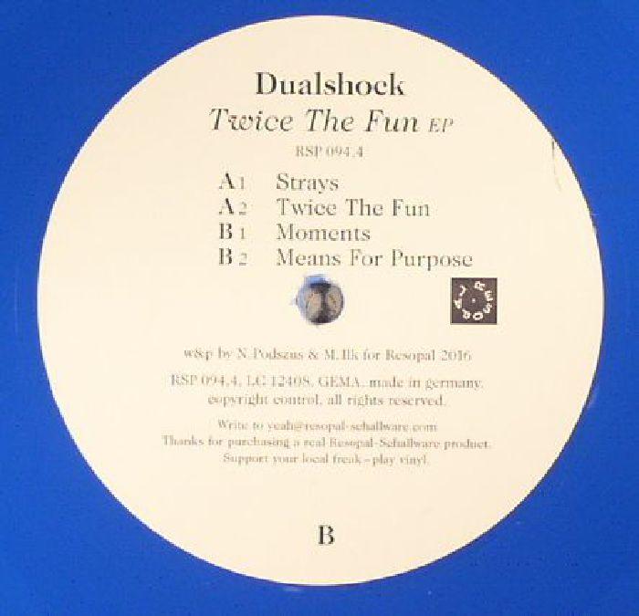 DUALSHOCK - Twice The Fun EP
