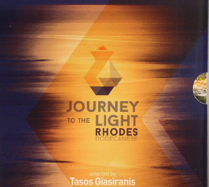 GIASIRANIS, Tasos/VARIOUS - Journey To The Light: Rhodes Dodecanese
