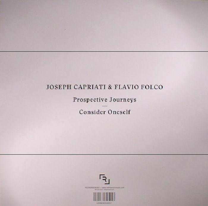 CAPRIARTI, Joseph/FLAVIO FOLCO - Prospective Journeys