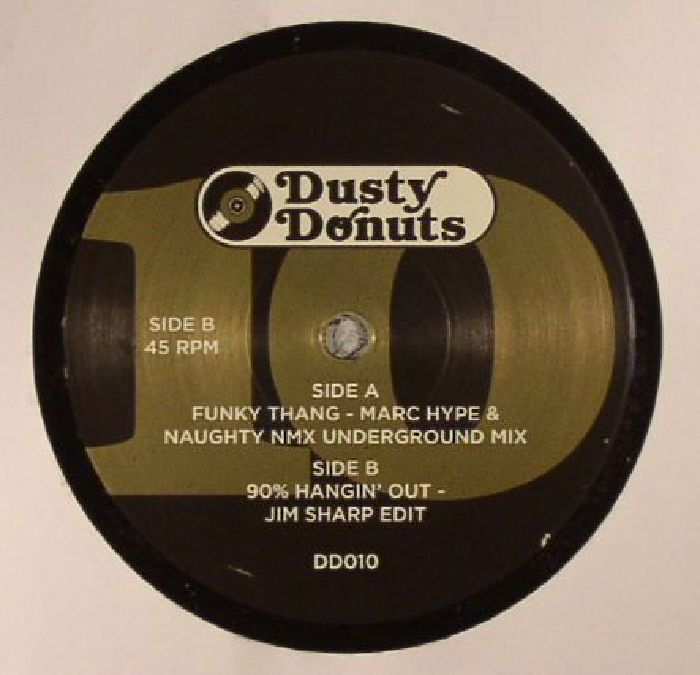 MARC HYPE/NAUGHTY NMX/JIM SHARP - Funky Thang