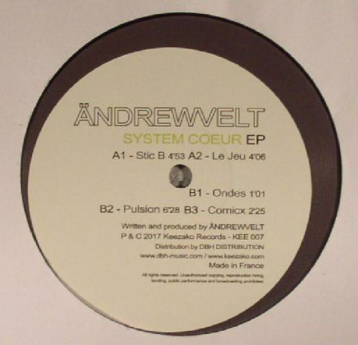 ANDREWVELT - System Coeur EP