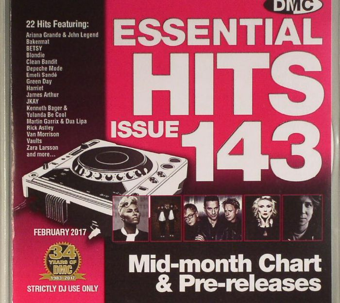 VARIOUS - DMC Essential Hits 143 (Strictly DJ Only)