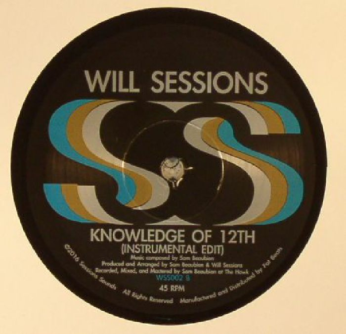 SESSIONS, Will feat ELZHI - Knowledge Of 12th