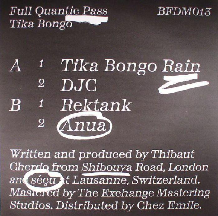 FULL QUANTIC PASS - Tika Bongo