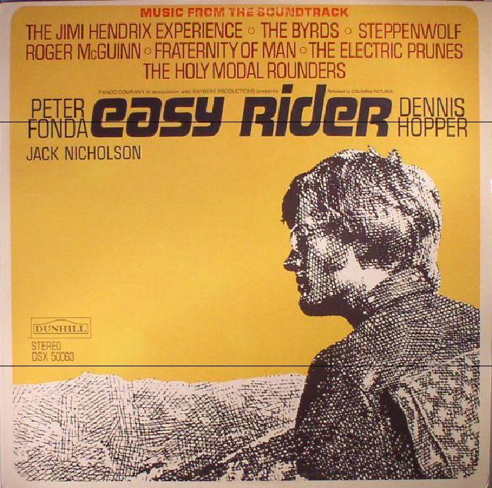 VARIOUS - Easy Rider (Soundtrack) (reissue)