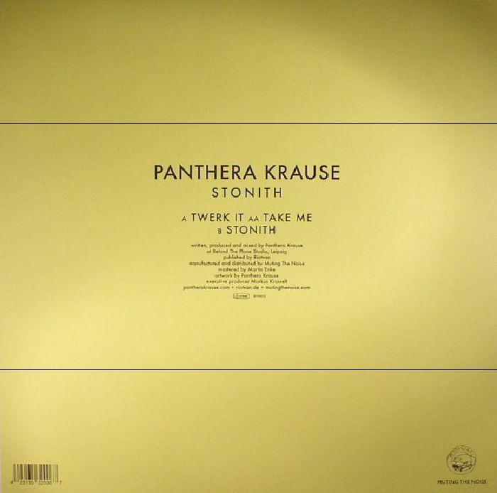 PANTHERA KRAUSE - Stonith EP