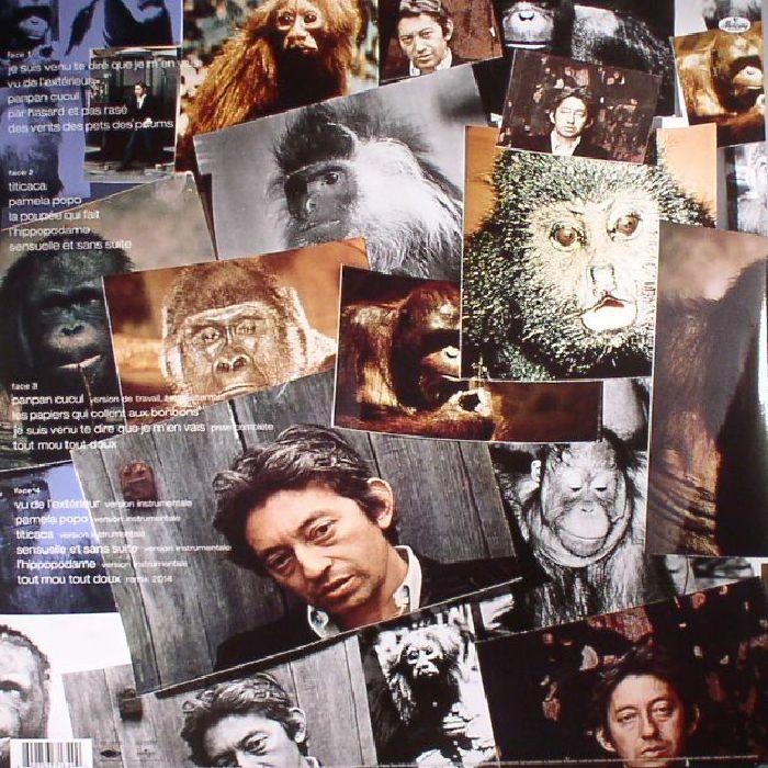 Gainsbourg serge vu de l 39 exterieur vinyl 2xlp ebay for Gainsbourg vu de l exterieur