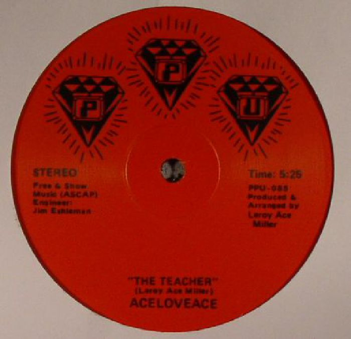 Leroy Ace Miller Aceloveace Teacher Vinyl At Juno Records