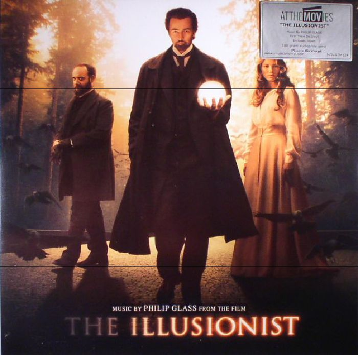 GLASS, Philip - The Illusionist (Soundtrack)
