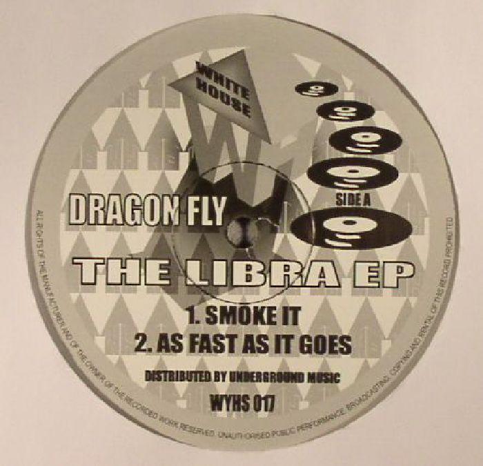 DRAGON FLY - The Libra EP