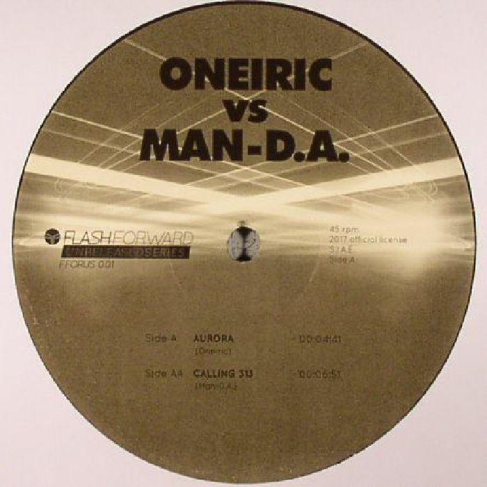 ONEIRIC vs MAN DA - Unreleased Series 1