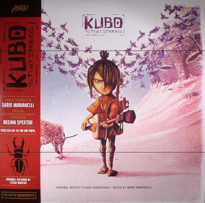 MARIANELLI, Dario - Kubo & The Two Strings (Soundtrack)